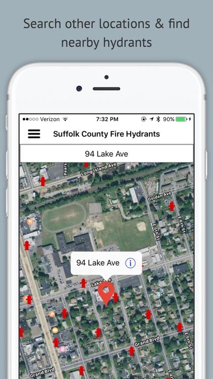 County Hydrants