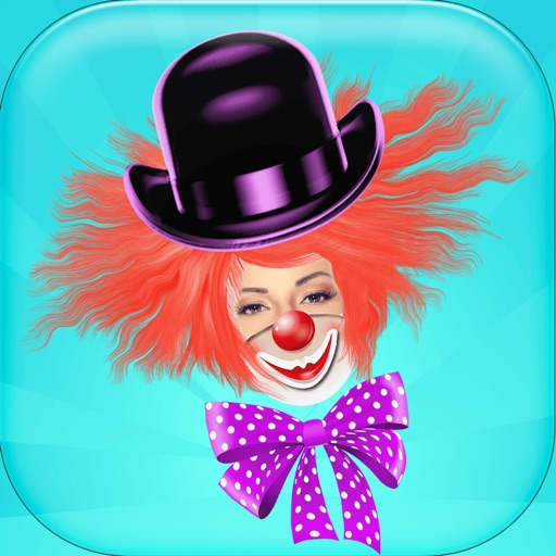 Clown Face Changer iOS App