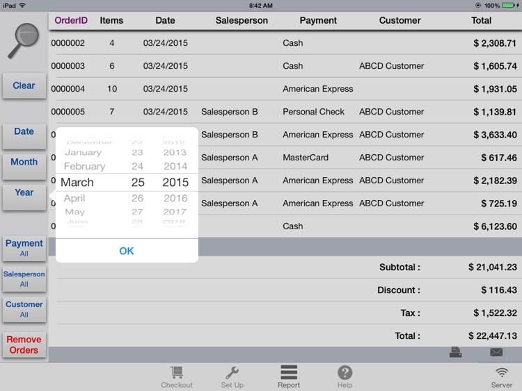 Instant Cash Register Pro screenshot-3
