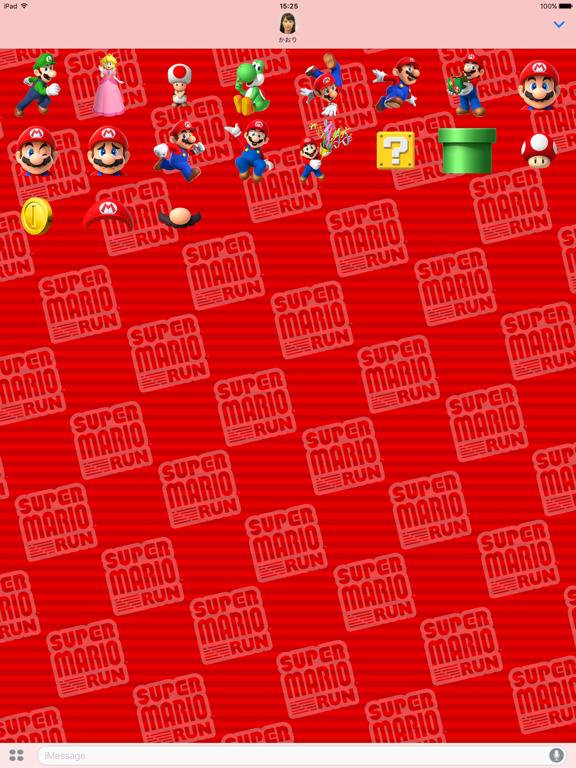 Super Mario Run Stickersのおすすめ画像2