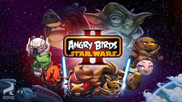 Angry Birds Star Wars II screenshot-0