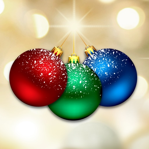 Animated Christmas Ball Decorations