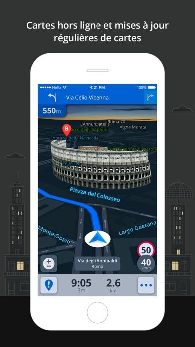 Screenshot #2 pour Sygic Amérique du Nord: Navigation GPS, Cartes