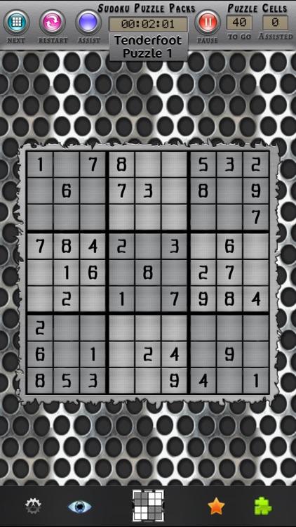 Sudoku Puzzle Packs screenshot-3
