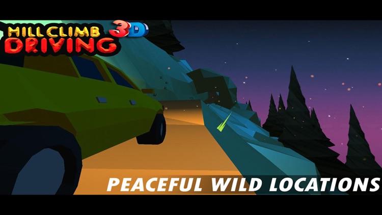 Hill Car Racing Driver Driving 3D 2017 screenshot-3