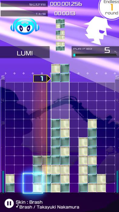 LUMINES パズル&ミュージック NEOのおすすめ画像5