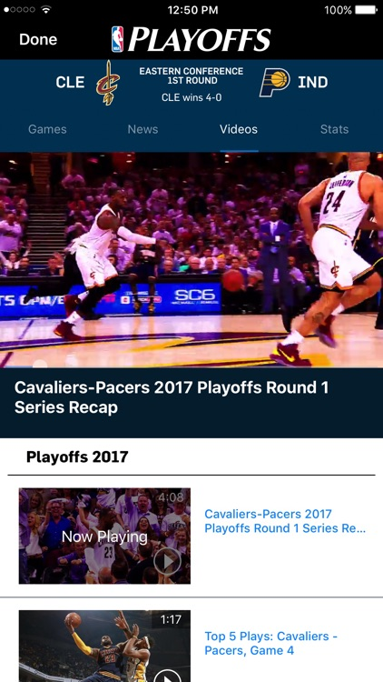 NBA screenshot-3