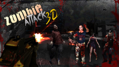 Zombie Attack 3D screenshot two