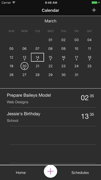 Schedule+ screenshot-4