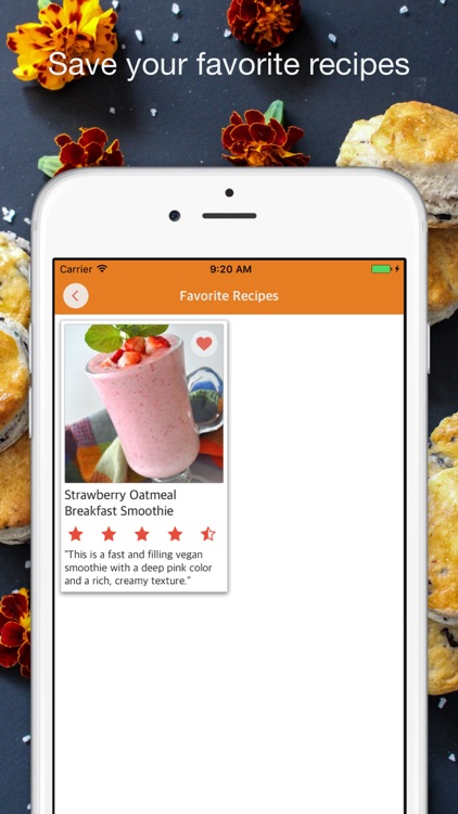 Healthy Recipes - Best Healthy Meal screenshot-3