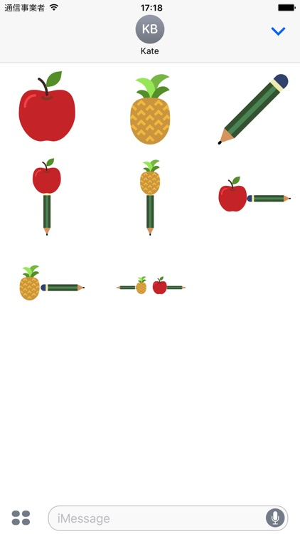 Apple & Pencil