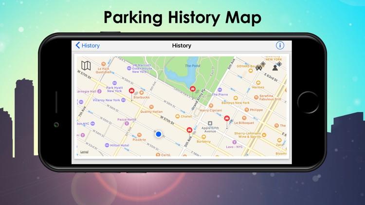 ParKing Premium: Find My Car, Automatic screenshot-4