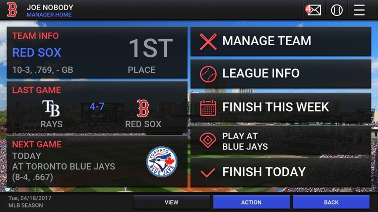 MLB Manager 2017 screenshot-2
