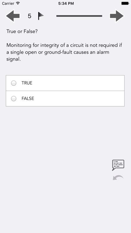 Fire Alarm Trainer Level I Free screenshot-4