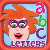 Letters leren lezen - Juf Jannie, leer me letters