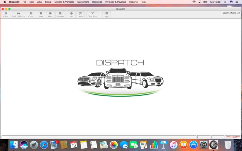 Dispatch for Mac