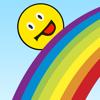 Развитие ребенка учим цвета радуги Примерун