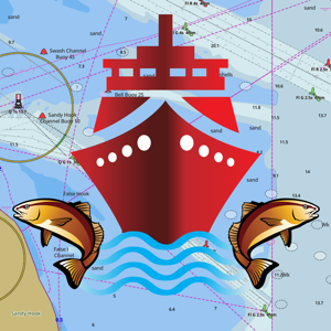 i-Boating: Nautical / Marine Charts & Fishing Maps ios app
