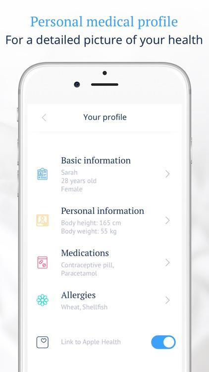 Ada - Your Health Companion screenshot-4
