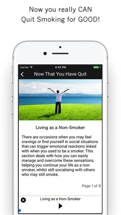 Quit Smoking NOW - Max Kirsten screenshot-3