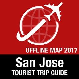 San Jose Tourist Guide + Offline Map