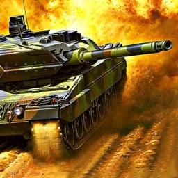Army Tank Fight Battle. Russian Shooting Simulator