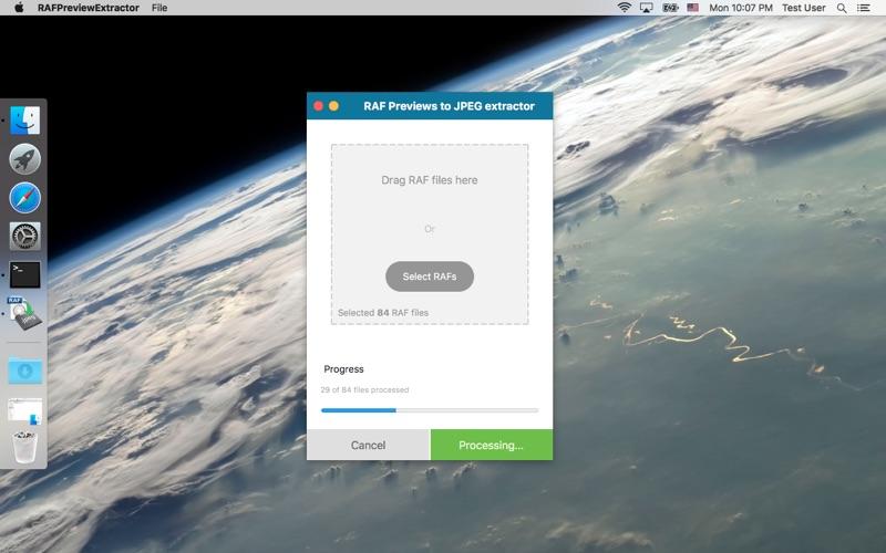 RAFPreviewExtractor by Andriy Okhrimets - App Info
