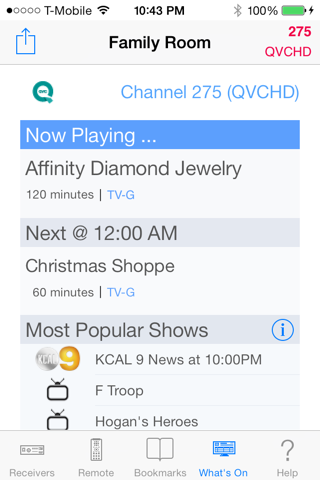 DirectVR Remote for DirecTV screenshot 3