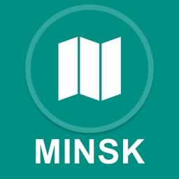 Minsk, Belarus : Offline GPS Navigation