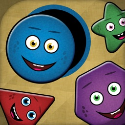 Shapes Playground SE - shapes and colors for kids