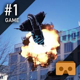 VR AR GAMES—Free your Oculus, HTC Google Cardboard