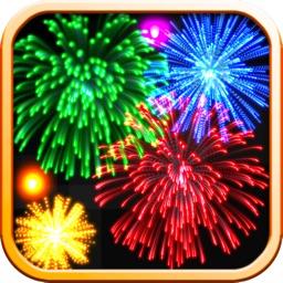 Fireworks Arcade Game - World Tour
