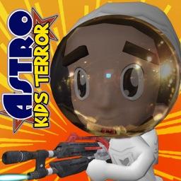 Astro Kids Terror - Fun Shooting games for kids