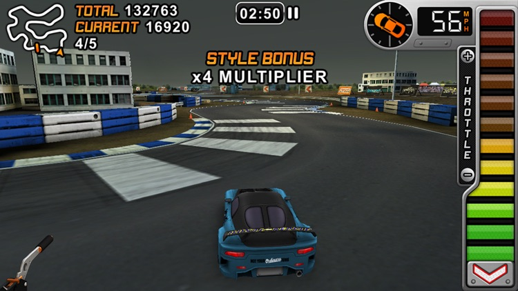 Drift Mania Championship Lite screenshot-3