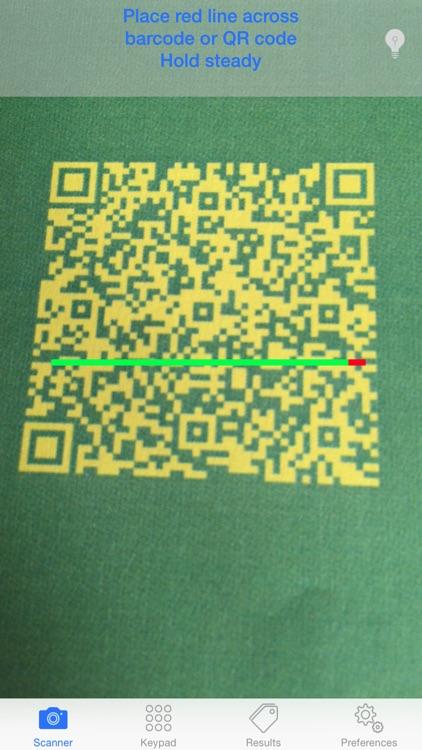 pic2shop - Barcode Scanner and QR Reader screenshot-3