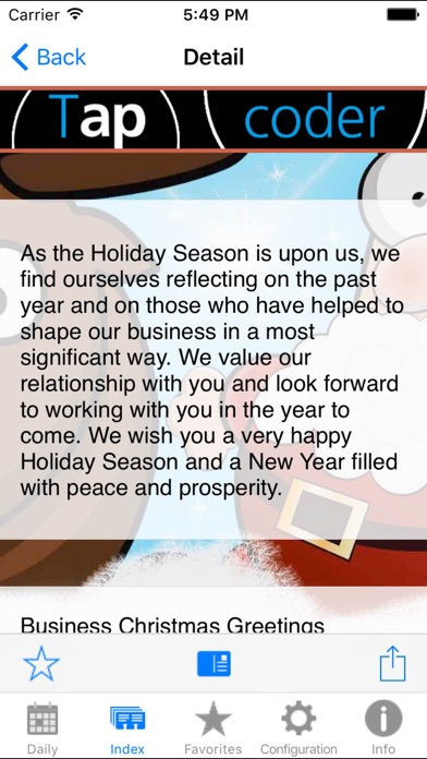 Christmas & New Year Postcards, Quotes & Greetings | App Price Drops