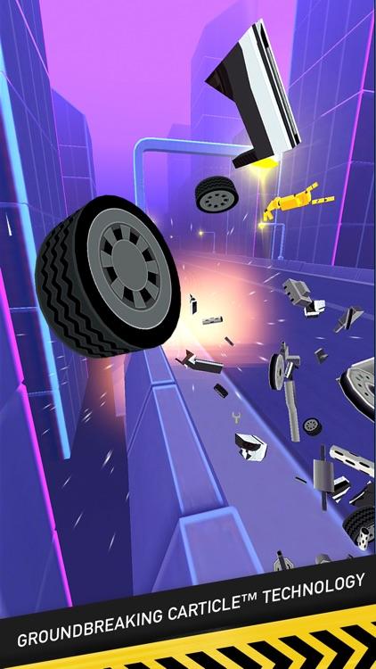 Thumb Drift - Furious Racing screenshot-4