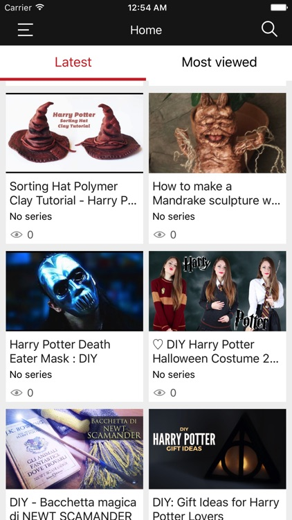 How-to!?For Harry Potter