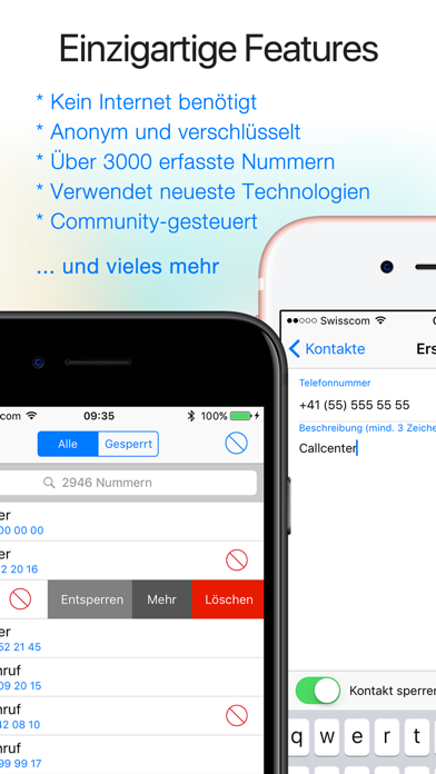 Callcenter blockieren & identifizieren - BLOCのおすすめ画像4