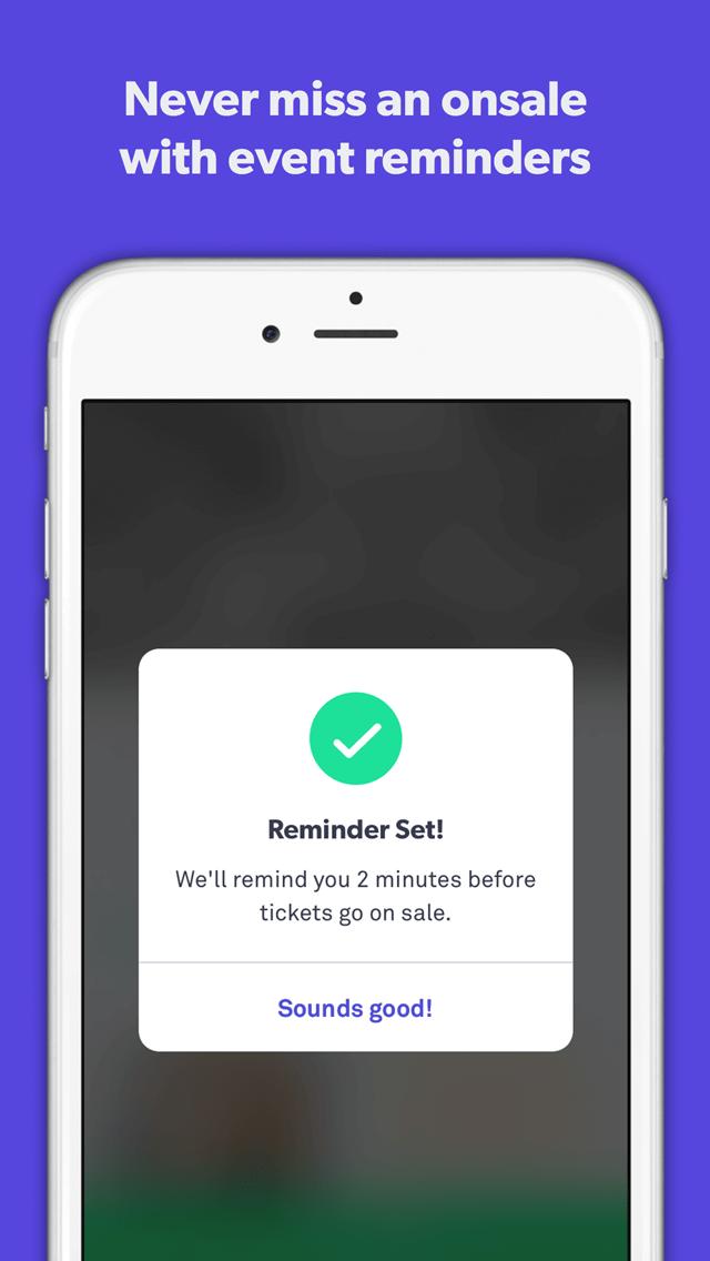 Ticketfly - Events Near You Screenshot