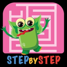 Activities of Monster Maze - Find a route through the maze