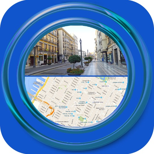 Streets Now Live HD Camera & Map