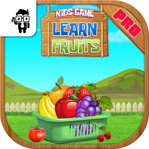 Pro Kids Game Learn Fruits