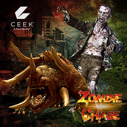 Zombie Chase Virtual Reality Endless Runner