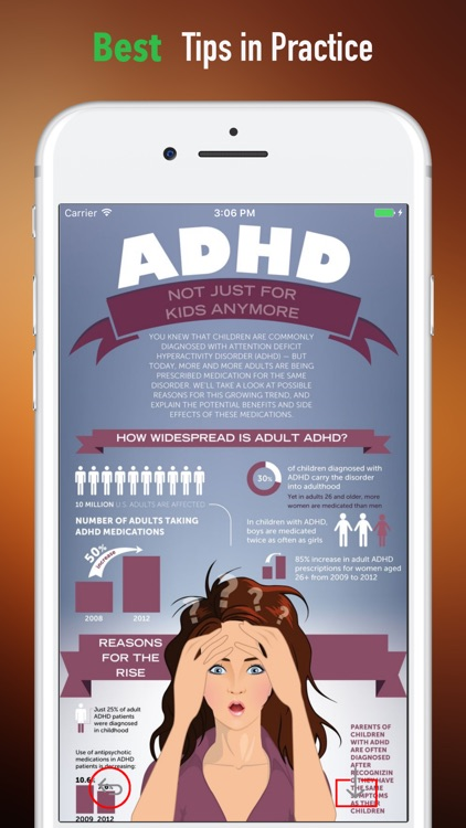 Adult ADHD Guide-Life Strategies screenshot-3