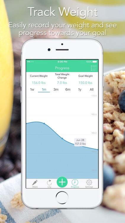 iMacro - Diet, Weight and Food Score Tracker screenshot-4