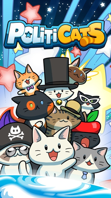 PolitiCats: Awesome Clicker Game screenshot-0