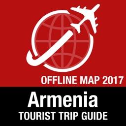 Armenia Tourist Guide + Offline Map