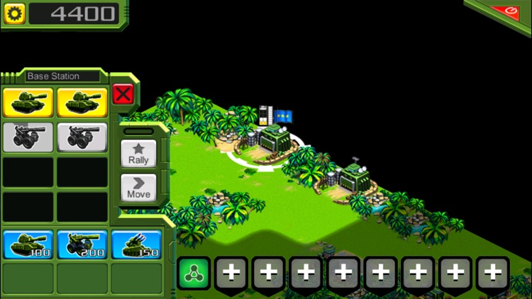 Tropical Stormfront (RTS) screenshot-0