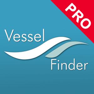 VesselFinder Pro app